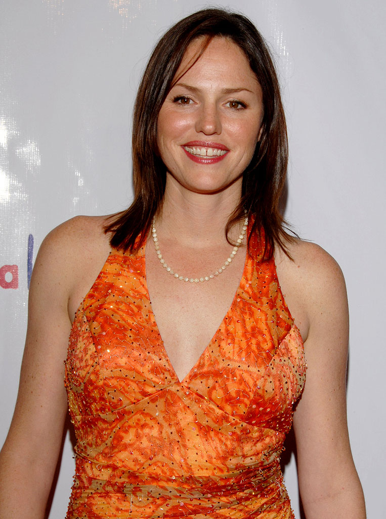 Jorja Fox at What A Pair! 4.