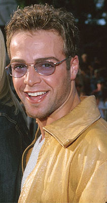 Premiere: Joey Lawrence at The Chinese Theater premiere of Paramount's Mission Impossible 2 - 5/18/2000
