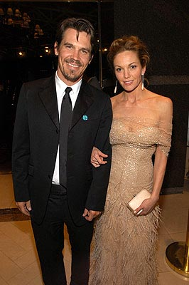 Josh Brolin, Diane Lane Miramax After-Party 75th Academy Awards - 3/23/2003
