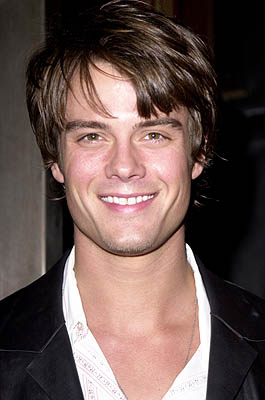 "Premiere: ""All My Children"" star Josh Duhamel at the New York premiere of Miramax's Bridget Jones's Diary - 4/2/2001"