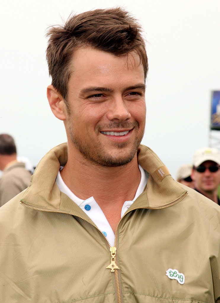 Josh Duhamel at the 8th Annual Michael Douglas & Friends Celebrity Golf Tournament.  May 7, 2006