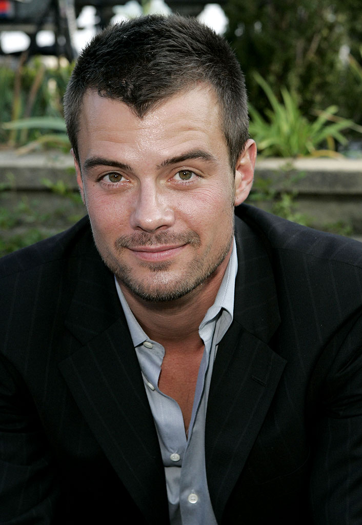 Josh Duhamel at the Step Up Women's Network Fourth Annual Fashion Forward Luncheon Presented By Lexus.  November 13, 2004