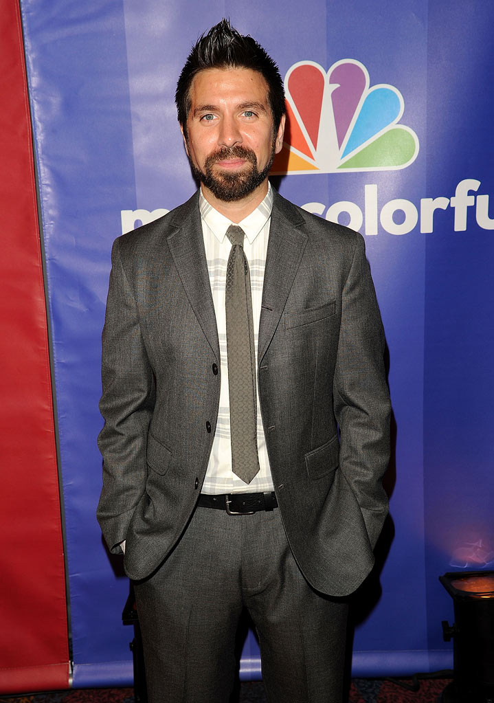 "Joshua Gomez (""Chuck"") attends the 2010 NBC Upfront presentation at The Hilton Hotel on May 17, 2010 in New York City."