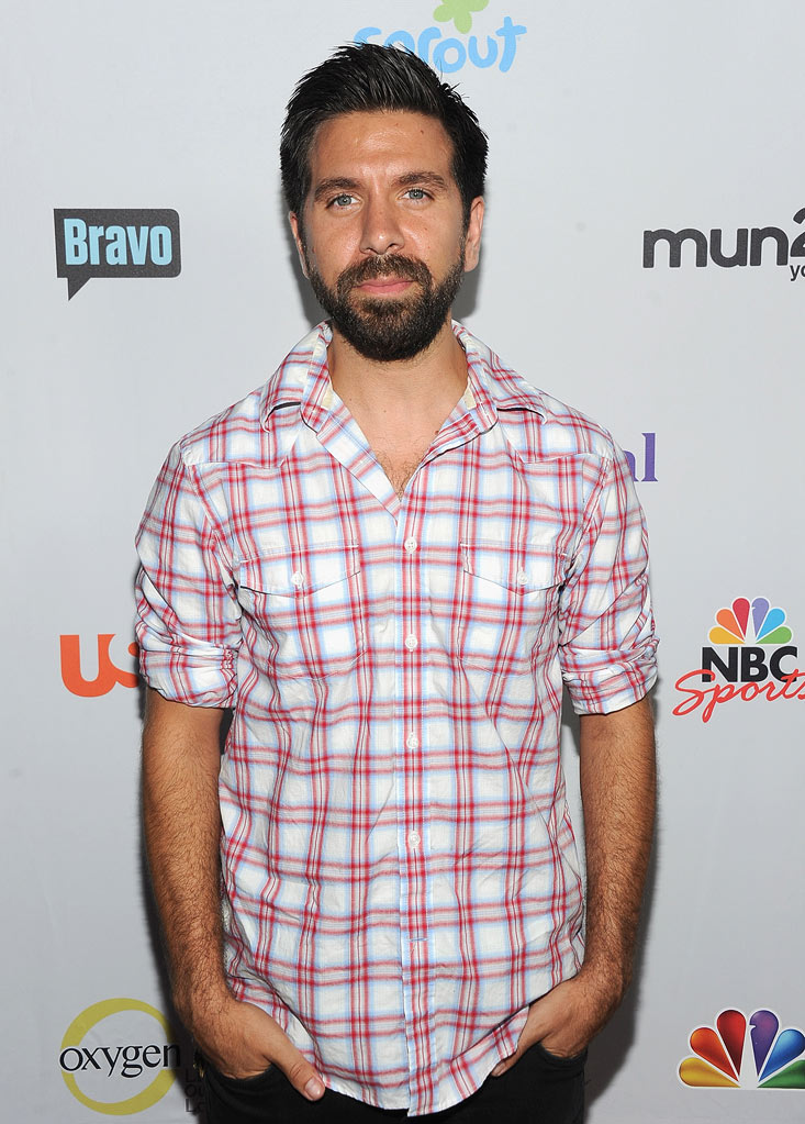 "Joshua Gomez of ""Chuck"" attends the NBC Universal Summer TCA 2011 All-Star Party at the SLS Hotel on August 1, 2011 in Los Angeles, California."