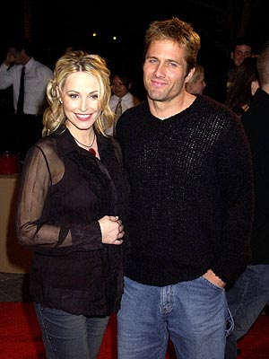 Premiere: Josie Bissett and Rob Estes at the Hollywood premiere of Paramount's Orange County - 1/7/2002