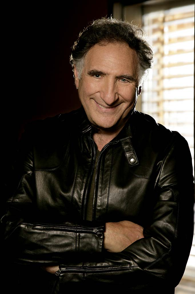 Judd Hirsch stars as Alan Eppes on Numb3rs.