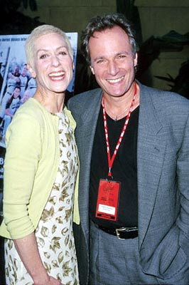 Premiere: Judith Light and her hubby, the guy who knows who the boss is, at the Egyptian Theatre premiere of Sony Pictures Classics' The Broken Hearts Club - 7/17/2000