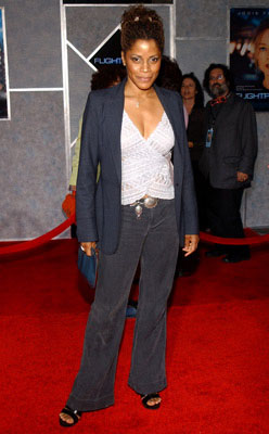 Premiere: Judith Scott at the LA premiere of Touchstone's Flightplan - 9/19/2005