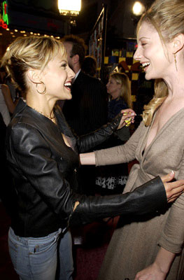 Premiere: Brittany Murphy and Judy Greer at the L.A. premiere of Revolution Studios' 13 Going on 30 - 4/14/2004
