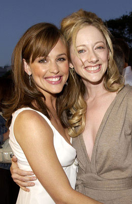 Premiere: Jennifer Garner and Judy Greer at the L.A. premiere of Revolution Studios' 13 Going on 30 - 4/14/2004