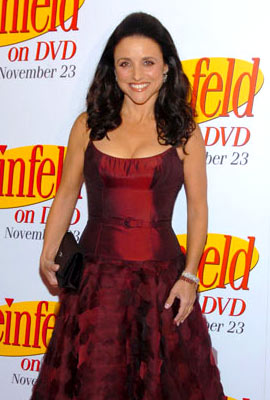 Julia Louis-Dreyfus 'Seinfeld' DVD Release Party New York City - 11/17/04