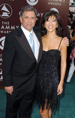 Les Moonves and Julie Chen The 47th Annual GRAMMY Awards - Arrivals Staples Center - Los Angeles, CA - 2/13/05 Julie Chen