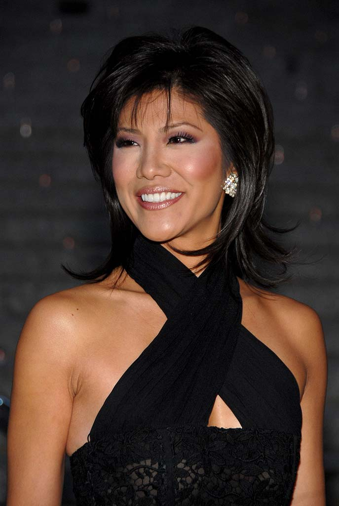 Julie Chen at the 5th Annual Tribeca Film Festival - Vanity Fair Party.