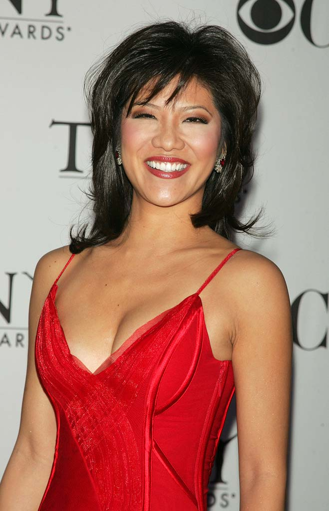 Julie Chen at 60th Annual Tony Awards.