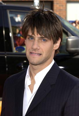 Premiere: Justin Bartha at the LA premiere of Gigli - 7/27/2003