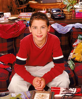 Justin Berfield as Reese on Fox's Malcolm In The Middle