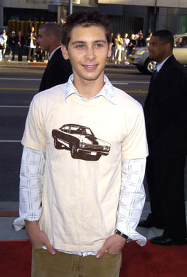Premiere: Justin Berfield at the Beverly Hills premiere of DreamWorks' The Terminal - 6/9/2004