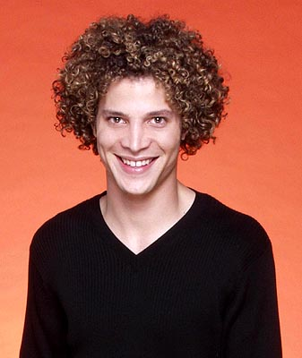 "Justin Guarini Top Ten Finalist Fox's ""American Idol"" - 2002"