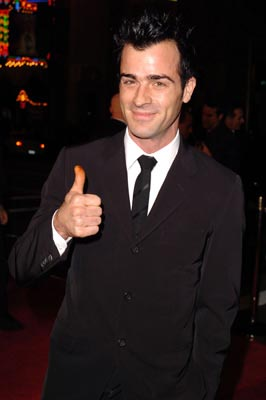 Premiere: Justin Theroux at the LA premiere of Universal's Along Came Polly - 1/12/2004