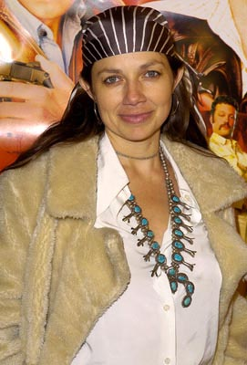 Premiere: Justine Bateman at the LA premiere of Warner Bros.' Starsky & Hutch - 2/26/2004