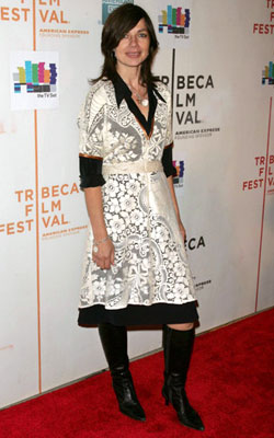 Justine Bateman 'The TV Set' Premiere Tribeca Film Festival - 4/27/2006