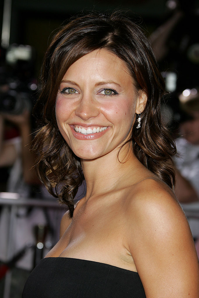 "KaDee Strickland at the ""Just Like Heaven"" Los Angeles Premiere."