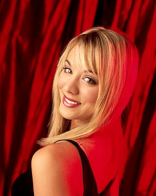 Kaley Cuoco as Bridget ABC's 8 Simple Rules