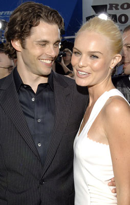 Premiere: James Marsden and Kate Bosworth at the Westwood premiere of Warner Bros. Pictures' Superman Returns - 6/21/2006
