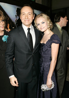 Premiere: Kevin Spacey and Kate Bosworth at the 2004 AFI Film Fesitval premiere of Lions Gate Films' Beyond the Sea - 11/4/2004