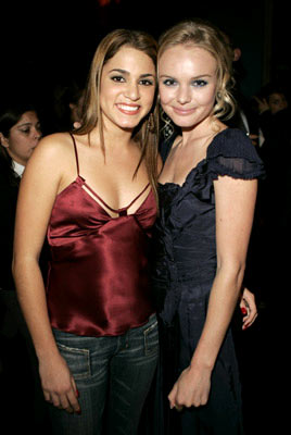 Premiere: Nikki Reed and Kate Bosworth at the 2004 AFI Film Fesitval premiere of Lions Gate Films' Beyond the Sea - 11/4/2004