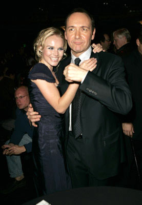 Premiere: Kate Bosworth and Kevin Spacey at the 2004 AFI Film Fesitval premiere of Lions Gate Films' Beyond the Sea - 11/4/2004