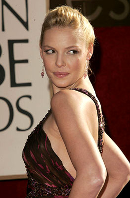 Katherine Heigl 63rd Annual Golden Globe Awards - Arrivals Beverly Hills, CA - 1/16/06