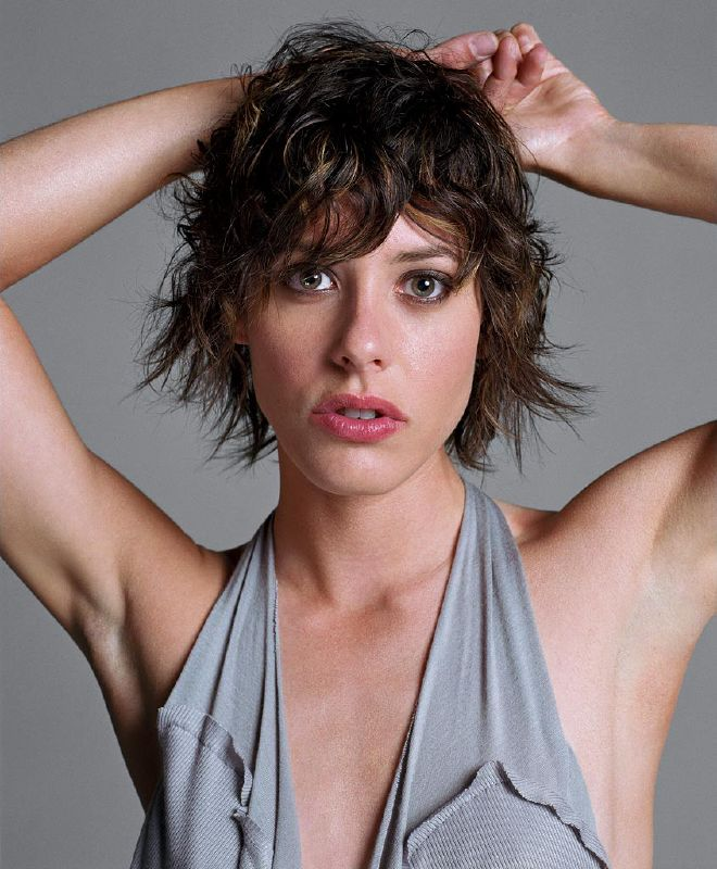 Katherine Moennig as Shane on Showtime's The L Word.