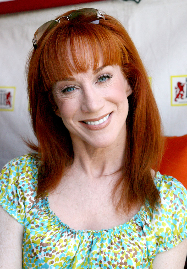 Kathy Griffin at Henry III Generation 2006 Silver Spoon Emmy Suite.