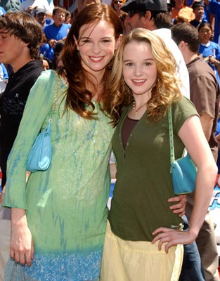 Premiere: Danielle Panabaker and Kay Panabaker at the Hollywood premiere of Walt Disney Pictures' Herbie: Fully Loaded - 6/19/2005
