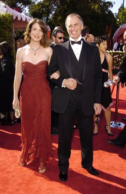 Robin Weigert and Keith Carradine 56th Annual Emmy Awards - 9/19/2004