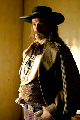 Keith Carradine HBO's Deadwood