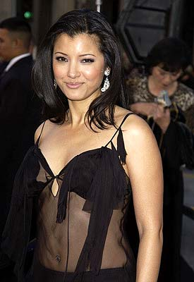 Premiere: Kelly Hu at the Hollywood premiere of 20th Century Fox's X2: X-Men United - 4/28/2003