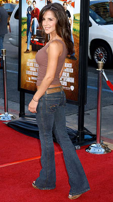 Premiere: Kelly Monaco at the Hollywood premiere of Warner Bros. Pictures' The Dukes of Hazzard - 7/28/2005