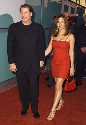 Premiere: John Travolta and Kelly Preston at the L.A. premiere of Artisan's The Punisher - 4/12/2004