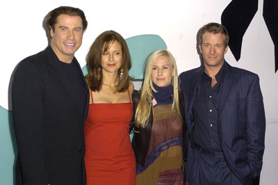 Premiere: John Travolta, Kelly Preston, Patricia Arquette and Thomas Jane at the L.A. premiere of Artisan's The Punisher - 4/12/2004