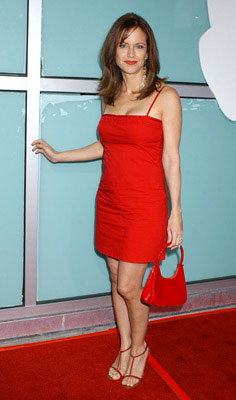 Premiere: Kelly Preston at the L.A. premiere of Artisan's The Punisher - 4/12/2004