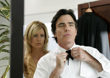 Kelly Rowan and Peter Gallagher Fox's The O.C.