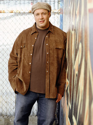 Kevin James CBS's The King of Queens