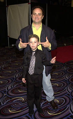 Premiere: Kevin Pollak and Mike Weinberg at the LA premiere of Miramax's Stolen Summer - 2/19/2002