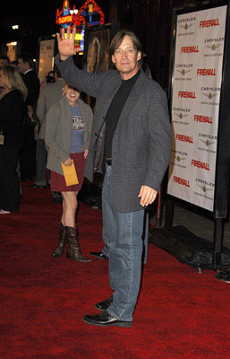 Premiere: Kevin Sorbo at the LA premiere of Warner Bros. Pictures' Firewall - 2/2/2006
