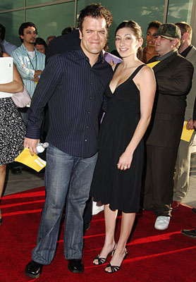 Premiere: Kevin Weisman and guest at the Hollywood premiere of The Weinstein Company's Clerks II - 7/11/2006