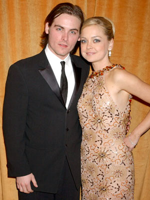 Kevin Zegers and Marisa Coughlan The Weinstein Co./Glamour 2006 Golden Globe After Party Beverly Hills, CA - 1/16/2006