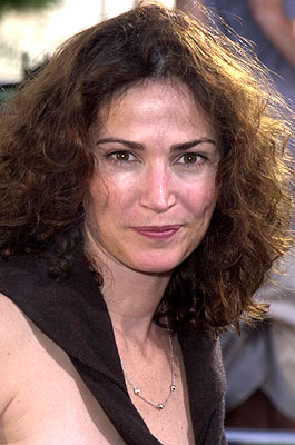 Premiere: Kim Delaney at the Westwood premiere of Universal's The Fast and The Furious - 6/18/2001
