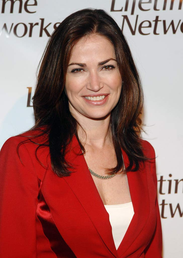 Kim Delaney at the 2007 Lifetime UpFront in New York City, New York on April 24, 2007.
